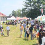 第10回 北海道亜麻まつり in 当別 開催いたしました。